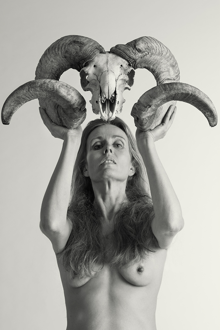 Antlers and nude chicks picture 7